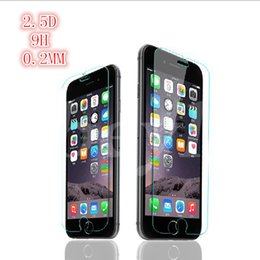 Wholesale Iphone Design Screen Protector - New Design Package iPhone 7 7plus Iphone 6s Plus Samsung Galaxy S7 S6 2.5D Tempered Glass Screen Protector