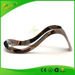 Wholesale Wholesale Shoes N - shoes design cigarette holder smoking metal pipe click n vape wooden sneak a toke