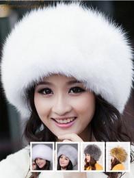 Yeni Varış Moğol Prenses Şapkalar Sıcak Kış Gelin Şapkalar Taklit Tilki Kürk Şapka Kubbe Şapkalar Üç Renk nereden