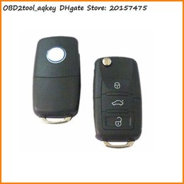 Wholesale vw stores - AQkey OBD2tool HCS300 Brazil old Positron replacement remote key for VW B6 car alarm system BX030A OBD2tool_aqkey DHgate Store: 20157475