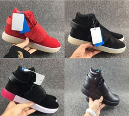 Wholesale West Point Print - Original 750 boost Tubular Invader Strap Kanye West 750 Boost for mens womens Running Shoes ,high quality Casual Shoes sneakers eur 36-45