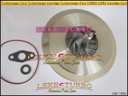 Hyundai turbo kartusche online-GT1752S 28200-4A001 710060-5001S 710060-0001 Turbolader Turbo Cartridge CHRA Kern für Hyundai Starex H1 H-1 Van iLoad iMax D4CB 2.5L CRDI