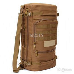 Wholesale Quality Tactical Backpack - Wholesale-2015 New Arrival Hot Sale Outdoor Military Tactical Rucksack Backpack Camping Hiking daypack Shoulder Bag High Quality