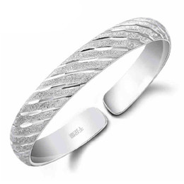 S999 migliaia di belle bracciale in argento sterling gioielli coreano piccola apertura meteor pioggia regalo di San Valentino per inviare la sua ragazza da
