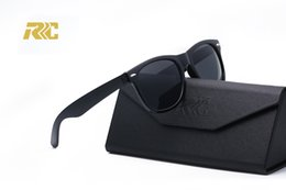 Wholesale Cheap Branded Sunglasses - High Quality Sunglasses at night For Men New Brand Designer unisex Sunglasses cheap at night Women Rivets Metal Design Retro Sun glasses