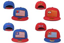 Wholesale Cartoon Baseball Hats - Free Shipping 2015 New Cartoon Snapback Hats Super Heros Flag Adjustable Baseball Caps Wholesale