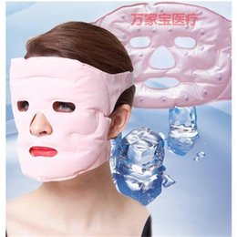 Wholesale Beauty Facemask - Facemask Tourmaline + Gel Slim Face Facial Beauty Mask Health Care Beauty Massage Face Mask Valentines 2015 New Hot sale