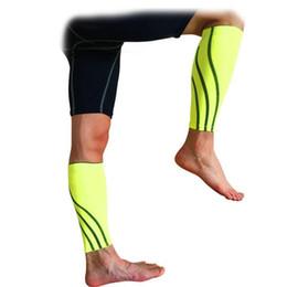 Canada En gros - Jambe de course manches Compression Leg Care Set 1 Pièce Outdoor Sport de plein air Veau Brace Support protecteur Offre