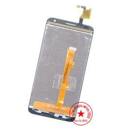 Wholesale Alcatel Parts - Wholesale-Best Working LCD Display Touch Screen Digitizer Assembly For Alcatel One Touch Idol 2 Mini S OT6036 6036 6036Y Cell Phone Parts