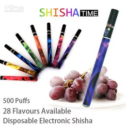 Wholesale Disposable Health Cigarette - Disposable Electronic Cigarette E Shisha Pen Health 9 Fruit flavor hookah vapor 5 colors FREE shipping