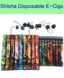 Canada Shisha stylo Eshisha jetable cigarettes électroniques E cigs 500 bouffées 27 type divers fruits saveurs Hookah stylo cheap electronic shisha cigarette pen Offre