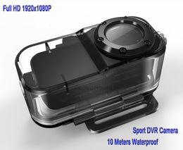 2019 mini grabadora de video recargable 2018 Nuevo Mini DV Full HD 1920 * 1080 P 10 Metros Cámara de Vídeo Digital Impermeable Cámara Envío Gratis