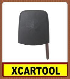 Wholesale Vw Car Alarm System - car Auto key for Remote Key Head (Round) For VW 10pcs lot