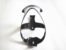 2 stücke Fahrrad Wasserflaschen Halter Kohlefaser Material Fahrrad Flaschenhalter Große Kapazität Wasserflaschen Käfige Weiße Farbe von Fabrikanten