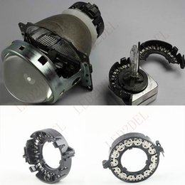 Wholesale Bmw Retrofit - Mount HID Xenon Bulb OEM replacement or retrofit headlight D1S D1 D2S D2 D3S D3 Metal Holder adapter base Retainers clips rings For BMW AUDI