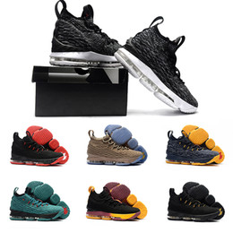 Wholesale High Quality Mens - (With box) High Quality Newest Ashes Ghost 15 Basketball Shoes shoes Arrival Sneakers 15s Mens Casual Shoes 15 40-46