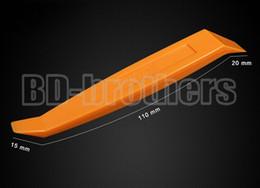 2019 ascensore aria auto Auto Car Carcorder Cable Hide Wiring Strumento Radio Door Clip Pannello Trim Dash Audio Removal Installer leva strumento 500pcs / lot