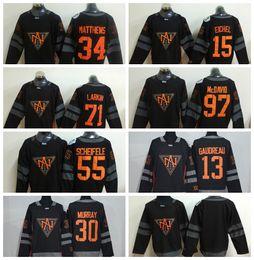 Wholesale Olympic Cup - 2016 World Cup Team Oilers 97 McDavid 34Auston Matthews North America Hockey Jerseys Olympic New Men Hockey Wear Cheap Hockey Uniform