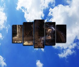 Wholesale Paint Definition - High definition oil painting, home decoration painting, wall decoration,The city of angel sky Monon  40x22(inch)
