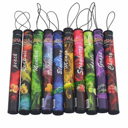 Wholesale Electronic E Shisha - Wholesale ShiSha Time E Hookah 500 Puffs Pipe Pen Electronic Cigarette Stick Sticks Shisha Hookah disposable e