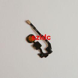 Wholesale Iphone 5s Cable Oem - OEM New Home Button Key Flex Cable Replacement Repair Part for iPhone 5S Wholesale 100pcs lot