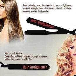 Wholesale Iron Titanium Hair Straightener - Mybasy Fashion Fistorted Flat Iron Hiair Curler Ionic Titanium Hair Straightener Na-no Prima3000 Ionic Straightener, 1.25 Inch Hair Style