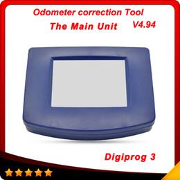 Wholesale Digiprog Odometer Programmer - 2016 Newest Digiprog 3 V4.94 the main unit of digiprog III tachopro odometer programmer correction tool free shipping