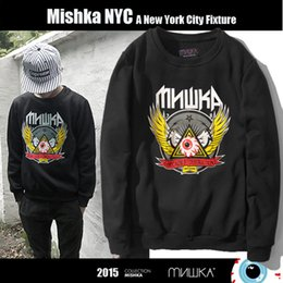 Wholesale Street Punk Tattoos - Vintage Japanese Tide brand in Europe and America street skate all-seeing Eye tattoo punk male and female couple Sweater Jacket
