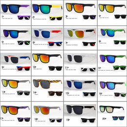 Wholesale Cheap Wholesale Coats - Brand new Designer Ken Block Helm Sunglasses Multicolour Coating Lens Men Oculos De Sol Sun Glasses 21 Colors Cheap eyewear