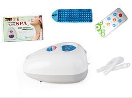 Wholesale Ozone Equipment - Factory supply O3 spa supersonic aqua massager ozone therapy equipment spa bath machine DHL free shipping