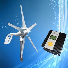Wholesale Mppt Wind Generator Controller - Wind Turbine 400W 12V Wind Generator, Combine with 750W MPPT Wind Solar Hybrid Controller (600W Wind,150W Solar)