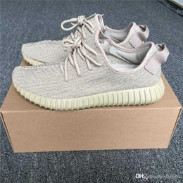 Wholesale Oxford Boots For Women - Fashion Oxford Tan Boost 350 Moonrock 350 Boost Running Shoes Coconut shoes and shoes for men and women