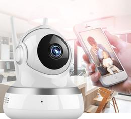 Telecamera per videosorveglianza WiFi di sorveglianza di rete Telecamera di sorveglianza per videosorveglianza di visione notturna IR-Cut 720P IP da luci gp fornitori