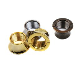 Wholesale E Cig Cones - E-cig Accessories Colorful Rings eGo Battery Thread Cone Collar Ring the Vivi Nova DCT U-DCT Adapter 510 eGo Threading fit EGO EGO-T Battery