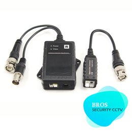 Wholesale Active Video Receiver - 1pair 1-CH Active Automatic Video Receiver Technology Intelligent Active Balun