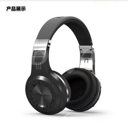 Wholesale Handsfree Bluetooth Stereo Bluedio - Bluedio H+(shooting Brake) Wireless Bluetooth 4.1 Stereo Headphones Built-in Mic Handsfree for Mobile Calls and Music Streaming
