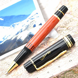 Wholesale High Roller - high quality luxury mb Limited Edition school office supplies Roller ball pen  Ballpoint pen fashion brand gift pens