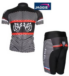 Wholesale Special Clothes Cheap - Wholesale-special Tiger cycling clothing and shorts set road mountain bike cyclo-cross sports wear cheap cycle jersey free shipping