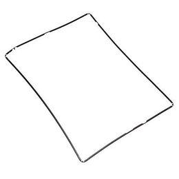 Adhesivo de bisel online-Pieza de repuesto de soporte de marco intermedio de bisel de pantalla táctil con pegamento adhesivo para iPad 2 ipad 3 ipad 4