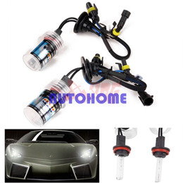 Wholesale Order Hid Lights - 2 x New Car Xenon HID H11 6000K 35W Head Replacement Light Bulb Lamp order<$18no track