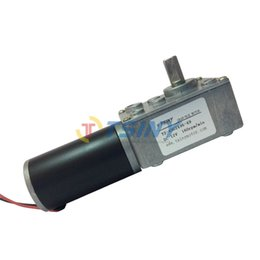 Wholesale Ac Gears - High Speed DC 12V 160R DC worm gear motor,electric geared motor with gearbox for bbq machine parts