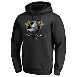 Wholesale Kids Fleece Hoodies - 2017 NHL ANAHEIM DUCKS hoodies Ryan Kesler Ryan Getzlaf Name and Number Player sweatshirts for man women kid