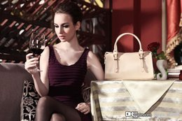 Wholesale Embroidered Leather Shoulders Bags - New Fashion Women Bag Floral Embroidered Shoulder Girls Designer Ladies Leather Handbags Womens Tote Bags