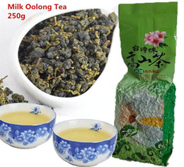 Wholesale Promotion Milk Tea - Promotion 250g Taiwan high mountains Jin Xuan Milk Oolong Tea wulong milk tea green the tea with milk flavor Oolong
