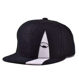Wholesale Personalized Cap Hat - Wholesale-New 2015 Top Fashion Cotton Adjustable Outdoor Leisure Summer Baseball Cap personalized Snapback Hat Flap-top Hip-pop Cap