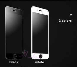 Wholesale Film Assembly - For iphone 7 3D curve Tempered Glass Screen Protector For iPhone 6 plus lcd assembly full front cover curved film