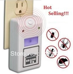 Wholesale Wholesale Ant Killer - Wholesale-Promotions!! Control Aid Killer Ant mosquito Repelling Plus Electronic Free Shipping with Retail box