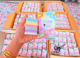 Wholesale Body Soaps - NEWEST Brand New Arrivals OMO White Plus Soap Mix Color Plus Five Bleached White Skin 100% Gluta Rainbow Soap free shipping DHL
