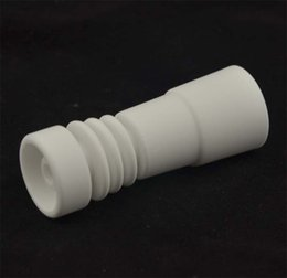 Wholesale Nail Items - Fast Shipping, Domeless Ceramic Nail 14 mm & 18 mm FeMale - New item of 2014