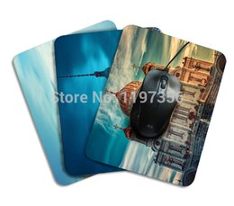 """Wholesale Mouse Pads Sublimation - Wholesale-Sublimation with Full color printing-Microfiber Mouse Pads Size: 9""""X7"""", MP-015 -Customized"""